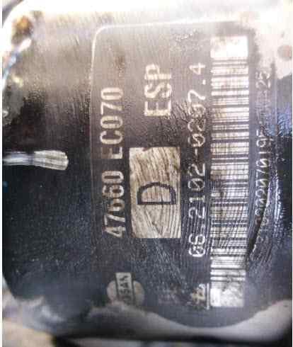 ABS NISSAN PATHFINDER (R51) 2.5 dCi LE   (174 CV)     03.05 - 12.07_img_0