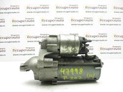 motor arranque peugeot 207 confort 1.6 16v hdi (90 cv) 2007-2011