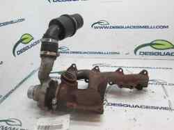 turbocompresor ford focus berlina (cak) trend  1.8 tdci turbodiesel cat (116 cv) 1998-2004