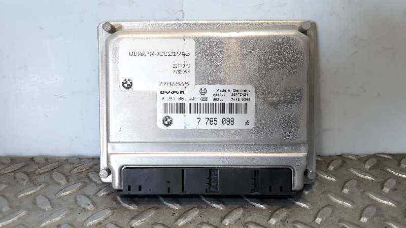 CENTRALITA CHECK CONTROL BMW SERIE 3 BERLINA (E46) 320d  2.0 16V Diesel CAT (136 CV) |   04.98 - 12.01_img_0
