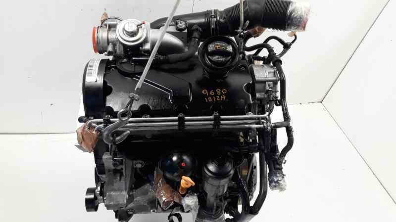 MOTOR COMPLETO SEAT IBIZA (6L1) Hit  1.9 TDI (101 CV) |   06.06 - 12.07_img_0