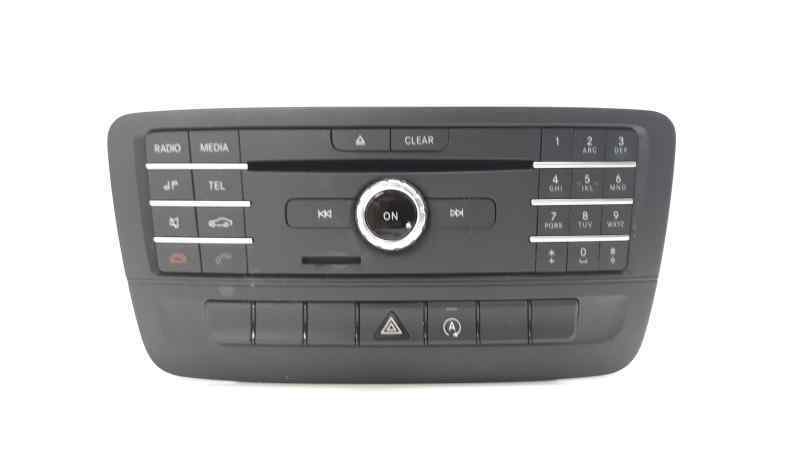 SISTEMA AUDIO / RADIO CD MERCEDES CLASE CLA (W117) CLA 180 (117.342)  1.6 CAT (122 CV) |   01.13 - 12.19_img_0