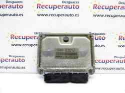 centralita motor uce audi allroad quattro (4b5) 2.5 v6 24v tdi   (180 cv) 4Z7907401B