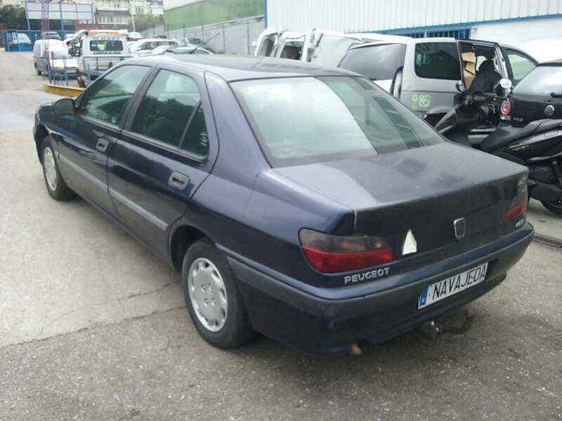 PEUGEOT 406 BERLINA (S1/S2) SRSD  1.9 Diesel (69 CV)     12.97 - 12.98_img_1