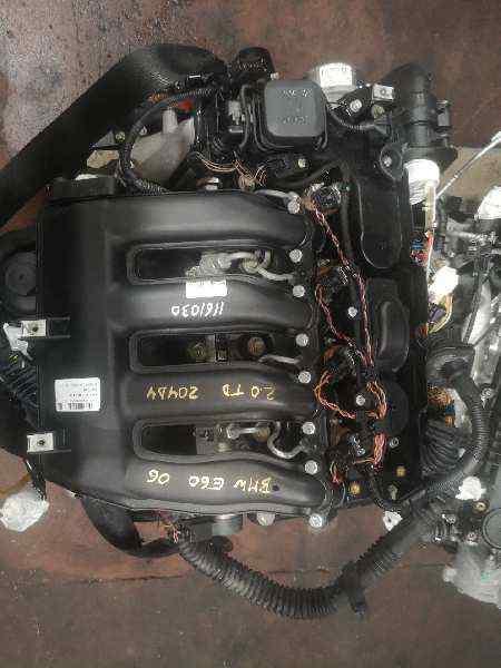 MOTOR COMPLETO BMW SERIE 5 BERLINA (E60) 520d  2.0 16V Diesel (163 CV)     09.05 - 12.07_img_1