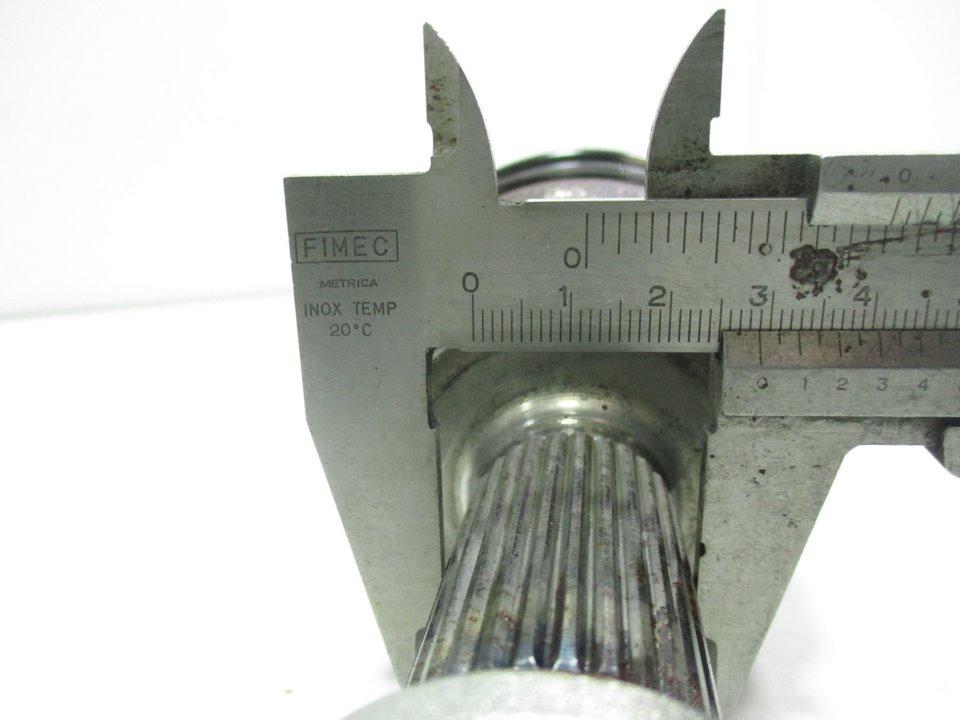 DIFERENCIAL TRASERO SSANGYONG RODIUS Xdi  2.7 Turbodiesel CAT (163 CV)     05.05 - 12.11_img_0