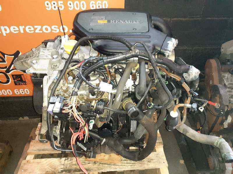 MOTOR COMPLETO RENAULT CLIO II FASE I (B/CBO) 1.9 D   (64 CV) |   0.98 - ..._img_0