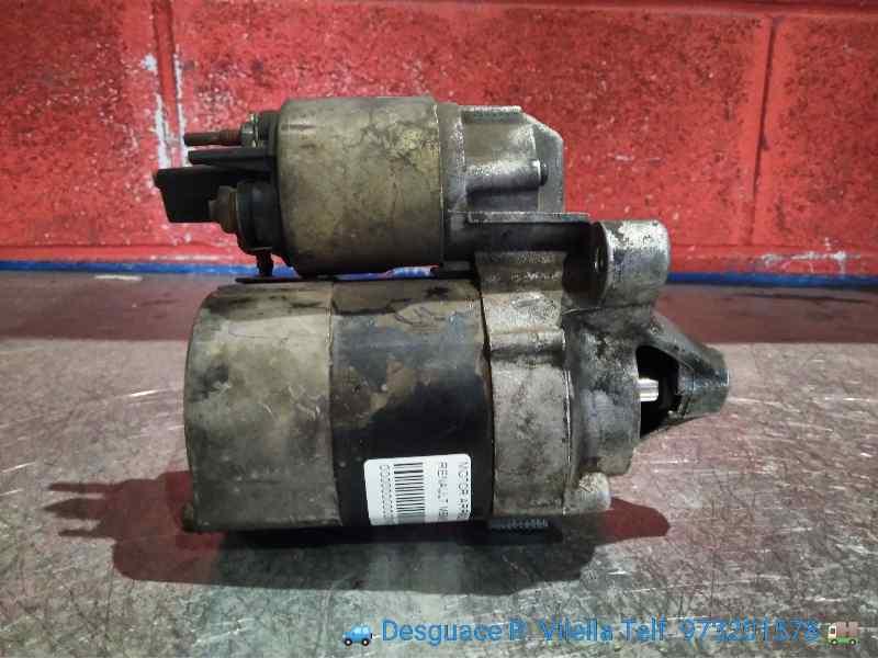 MOTOR ARRANQUE RENAULT MEGANE I SCENIC (JA0) 1.6 16V Kaleido   (107 CV)     01.99 - 12.99_img_2