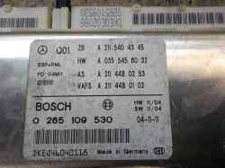 MODULO ELECTRONICO MERCEDES CLASE E (W211) BERLINA E 350 (211.056)  3.5 V6 CAT (272 CV) |   10.04 - 12.09_mini_3