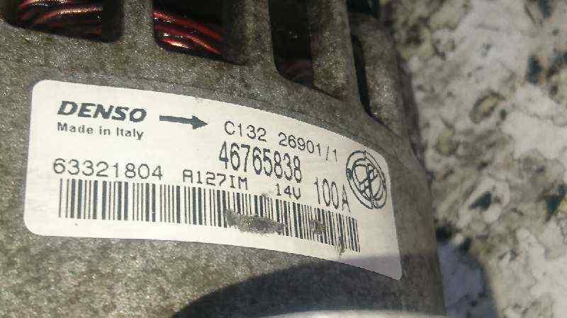 ALTERNADOR FIAT MULTIPLA (186) JTD 105 ELX  1.9 JTD CAT (105 CV) |   01.99 - 12.00_img_1