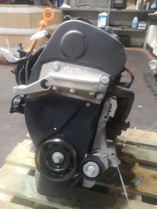 MOTOR COMPLETO SEAT CORDOBA BERLINA (6L2) Fresh  1.4 16V (75 CV)     12.03 - 12.04_img_2