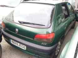 peugeot 306 berlina 3/5 puertas (s1) style  1.4  (75 cv) 1995-1997 KFX VF37AKFXE32