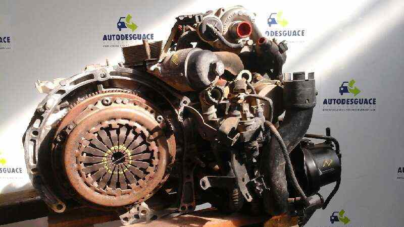 MOTOR COMPLETO PEUGEOT 206 SW 1.4 HDi   (68 CV) |   0.02 - ..._img_2