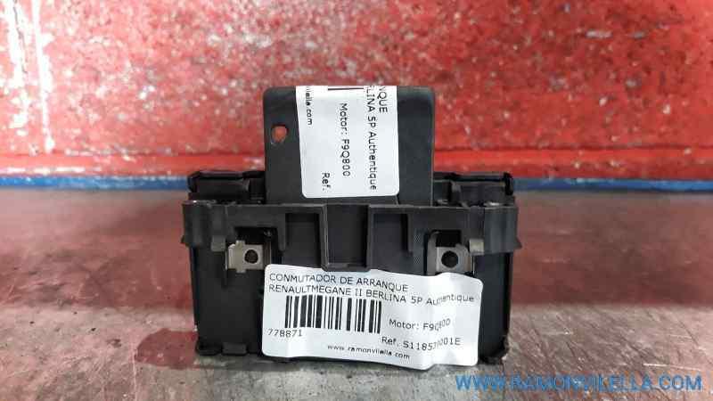 CONMUTADOR DE ARRANQUE RENAULT MEGANE II BERLINA 5P Authentique  1.5 dCi Diesel (82 CV) |   07.02 - ..._img_5