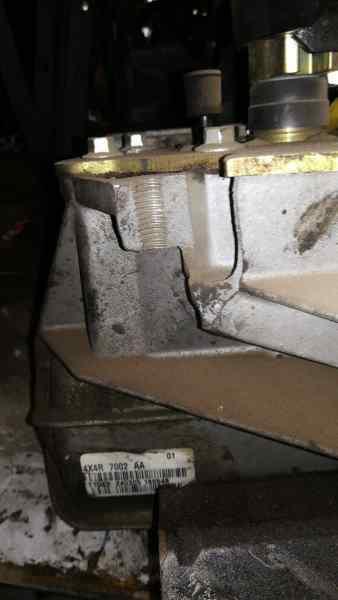 CAJA CAMBIOS JAGUAR X-TYPE 2.0 Diesel CAT   (131 CV)     0.01 - 0.09_img_2
