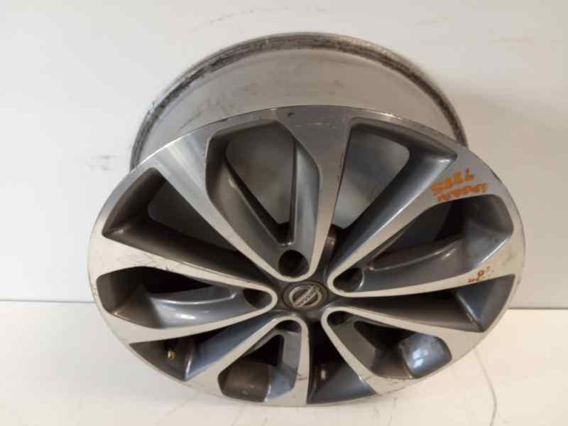 LLANTA NISSAN QASHQAI (J10) Acenta  1.5 dCi Turbodiesel CAT (106 CV) |   01.07 - 12.15_img_1