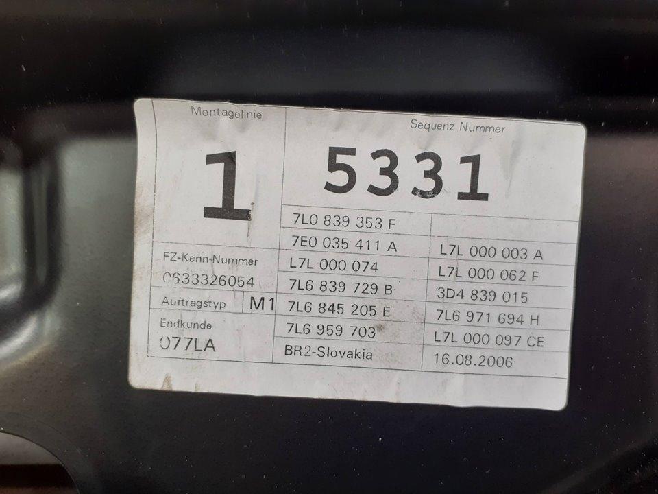 ELEVALUNAS TRASERO IZQUIERDO VOLKSWAGEN TOUAREG (7L6) V6 TDI  3.0 V6 TDI DPF (224 CV) |   12.06 - 12.08_img_2