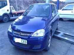 opel corsa c blue line  1.2 16v cat (z 12 xe / lw4) (75 cv) 2003-2004 Z12XE W0L0XCF6844