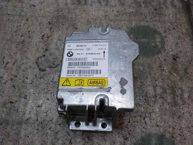 CENTRALITA AIRBAG BMW SERIE 3 BERLINA (E90) 320d  2.0 16V Diesel (163 CV) |   12.04 - 12.07_img_0