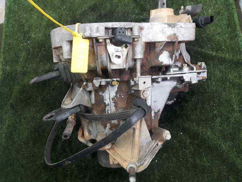 CAJA CAMBIOS RENAULT KANGOO (F/KC0) Authentique Oasis  1.5 dCi Diesel (65 CV) |   12.01 - 12.03_img_4