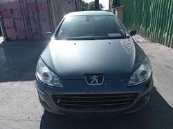 PEUGEOT 407 2.7 HDi FAP CAT (UHZ / DT17TED4)