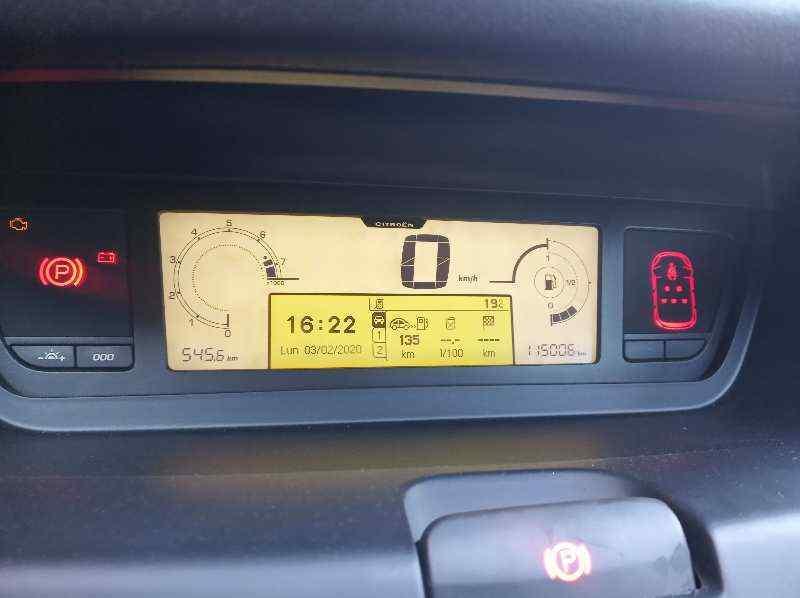 CUADRO INSTRUMENTOS CITROEN C4 GRAND PICASSO Cool  1.6 16V (120 CV)     08.08 - 12.10_img_0