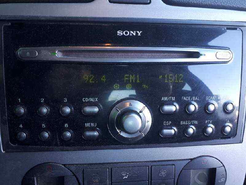 SISTEMA AUDIO / RADIO CD FORD FOCUS BERLINA (CAP) Ghia  1.6 TDCi CAT (109 CV) |   01.05 - 12.07_img_0