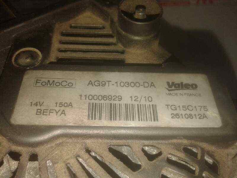 ALTERNADOR FORD MONDEO BER. (CA2) Ghia  2.0 TDCi CAT (163 CV) |   11.09 - ..._img_3