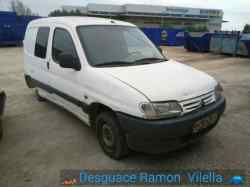 citroen berlingo 1.9 600 d furg.   (68 cv) D9B VF7MBD9BE65