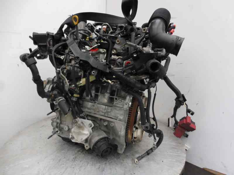 MOTOR COMPLETO TOYOTA YARIS TS  1.4 Turbodiesel CAT (90 CV)     11.08 - 12.10_img_1