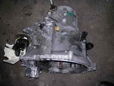 CAJA CAMBIOS PEUGEOT 307 BERLINA (S2) 1.6 HDi CAT (9HZ / DV6TED4)   (109 CV) |   0.05 - 0.08_img_0