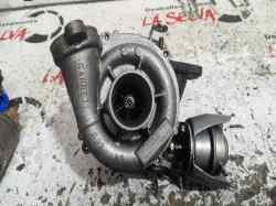 turbocompresor peugeot 206 berlina xsi  1.6 hdi fap cat (9hz / dv6ted4) (109 cv) 2004-2006 9657248680