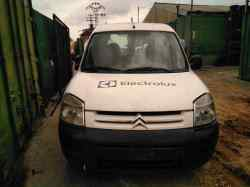 citroen berlingo first combi 1,6 hdi 75 sx  1.6 16v hdi (75 cv) 2008-2011 9HW VF7GB9HWC94