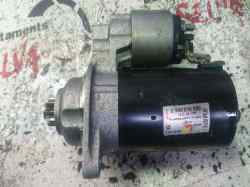 motor arranque seat cordoba berlina (6k2) stella  1.9 tdi (90 cv) 1999-2003 0986016980