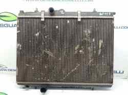 radiador agua peugeot 206 berlina x-line refri  1.4 hdi (68 cv) 1998-2004 9647510780