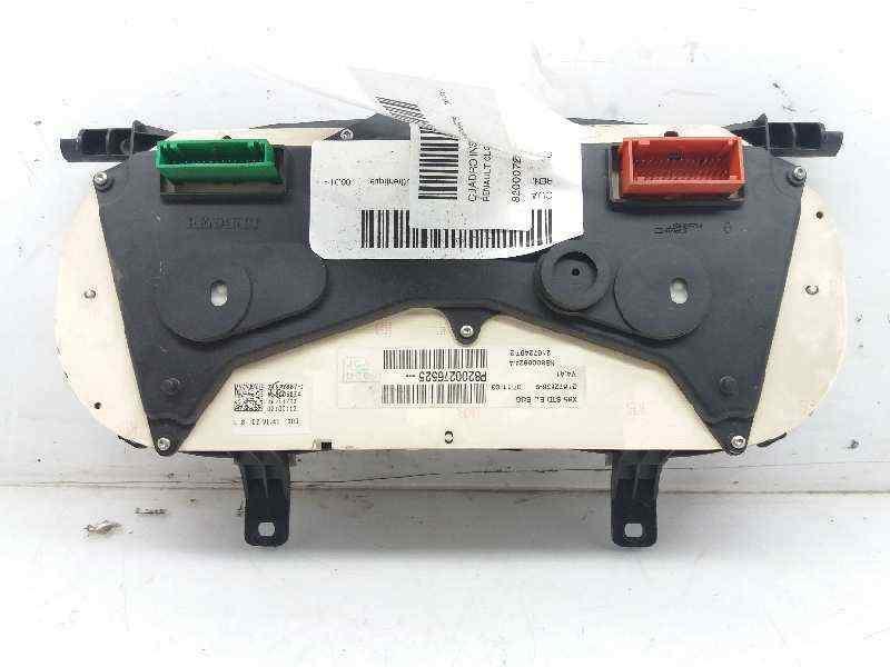 CUADRO INSTRUMENTOS RENAULT CLIO II FASE II (B/CB0) Authentique  1.5 dCi Diesel (65 CV)     06.01 - 12.03_img_1