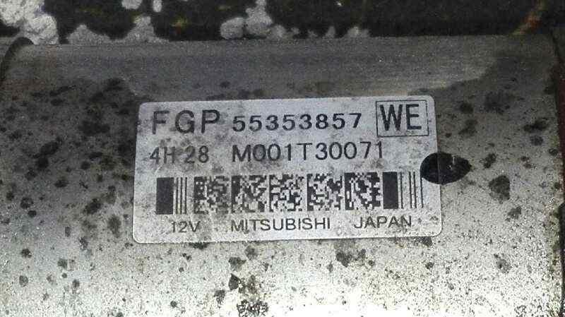 MOTOR ARRANQUE OPEL VECTRA C BERLINA GTS Elegance  1.9 CDTI (120 CV) |   10.03 - 12.05_img_1