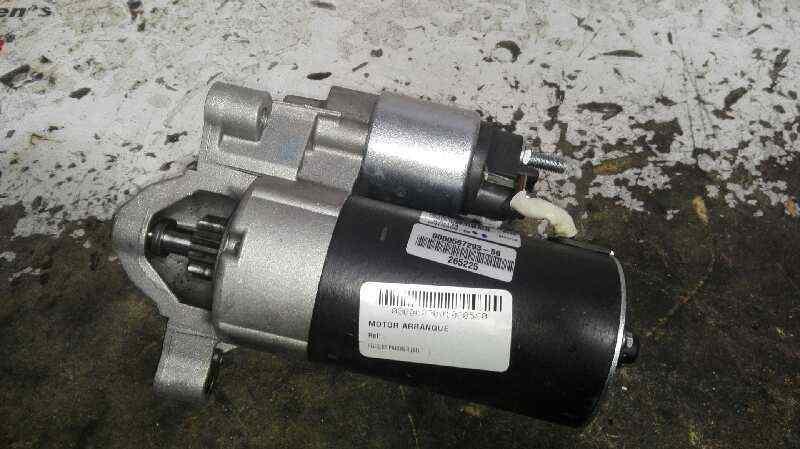 MOTOR ARRANQUE PEUGEOT PARTNER (S1) Break  1.9 Diesel (68 CV) |   07.96 - 12.98_img_1