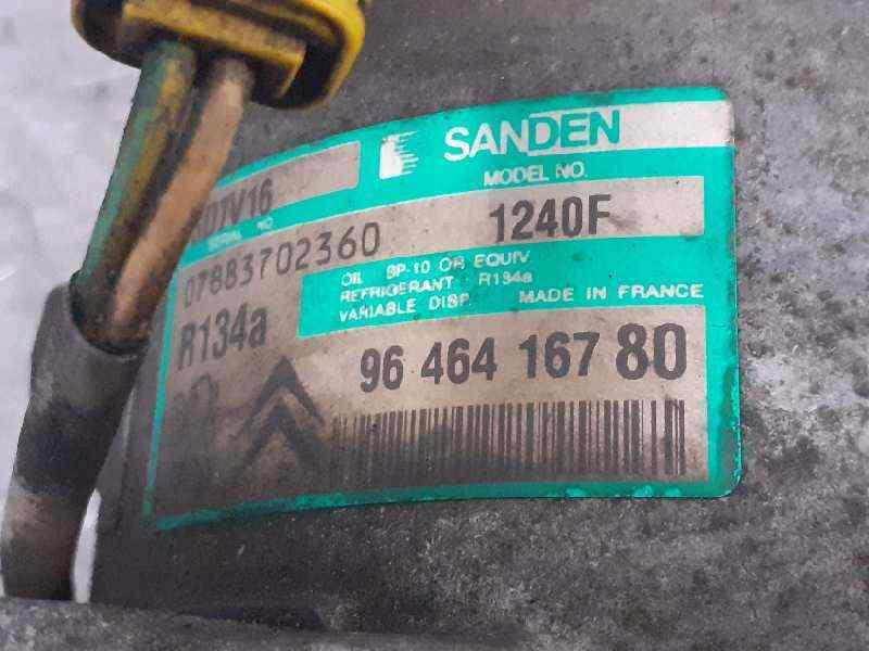 COMPRESOR AIRE ACONDICIONADO CITROEN C5 BERLINA 2.0 HDi SX   (109 CV) |   0.01 - ..._img_3