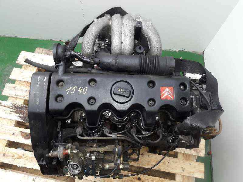 MOTOR COMPLETO CITROEN SAXO 1.5 D Monaco   (57 CV)     07.96 - 12.99_img_4