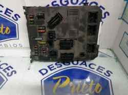 caja reles / fusibles citroen c3 1.4 hdi exclusive   (68 cv) 2002-2010 6500Y1