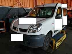 renault kangoo (f/kc0) alize  1.5 dci diesel (82 cv) 2003-2007 K9K B7 VF1KCE8EF34