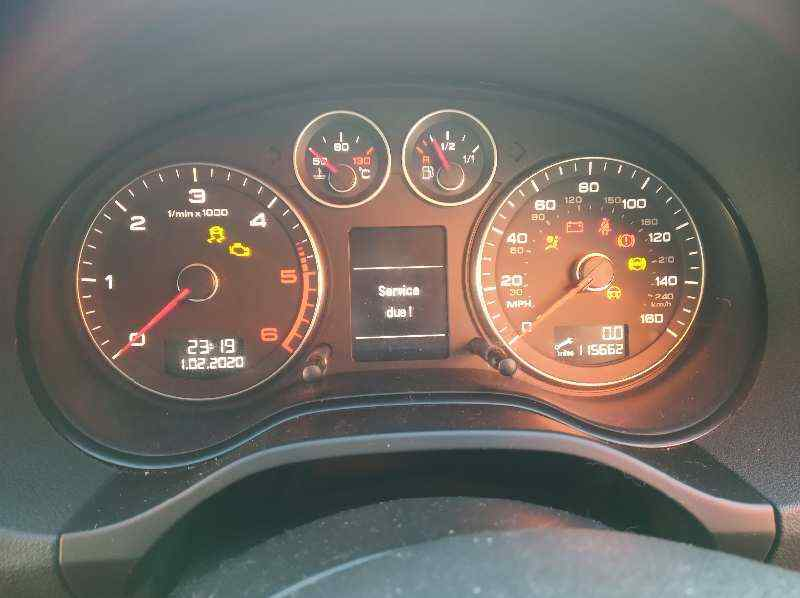 DEPOSITO LIMPIA AUDI A3 SPORTBACK (8P) 1.9 TDI Ambition   (105 CV) |   09.04 - 12.09_img_2