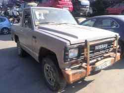 nissan patrol (k/w260) corto ta  2.8 diesel (95 cv) 1989-1998  VSK0K0260X0