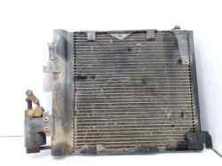 condensador / radiador  aire acondicionado opel astra g berlina club  1.7 turbodiesel cat (x 17 dtl / 2h8) (68 cv) 1998-1999 09130611