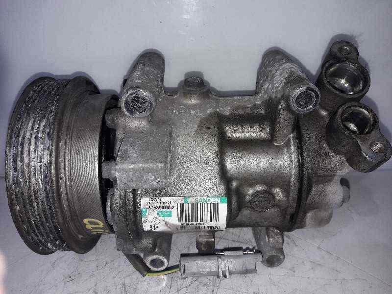 COMPRESOR AIRE ACONDICIONADO RENAULT CLIO III Exception  1.5 dCi Diesel FAP (86 CV) |   09.06 - 12.10_img_4