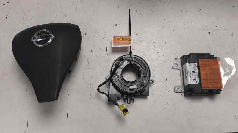 KIT AIRBAG NISSAN X-TRAIL (T32) Tekna  1.6 dCi Turbodiesel CAT (131 CV)     05.14 - 12.15_img_2