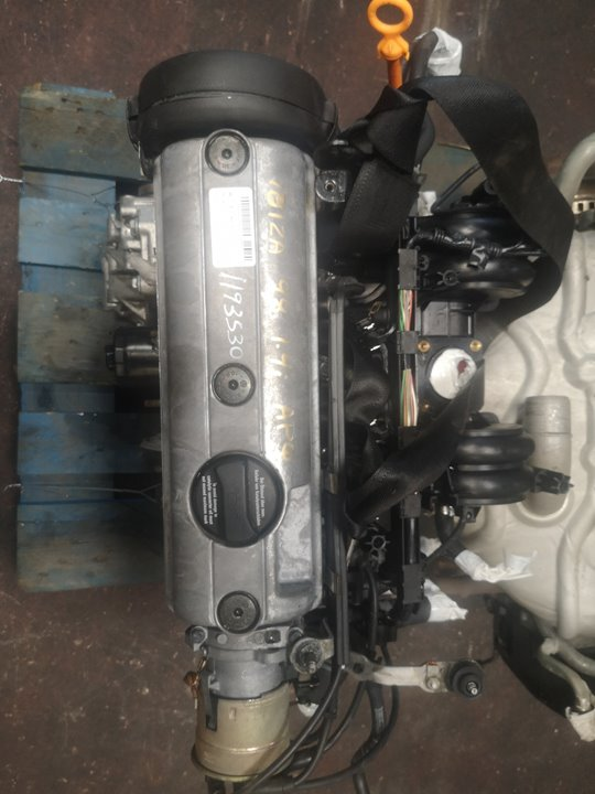 MOTOR COMPLETO SEAT IBIZA (6K) Básico  1.4  (60 CV)     10.96 - 12.97_img_1
