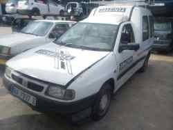 seat inca (6k9) 1.9 d van   (64 cv) 1995- D-1Y VSSZZ9KZWR0