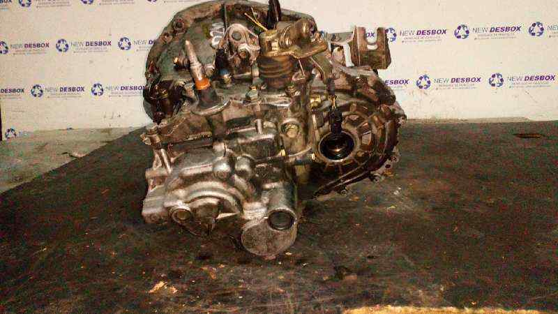 CAJA CAMBIOS RENAULT SCENIC II Authentique  1.9 dCi Diesel (120 CV) |   10.06 - ..._img_4